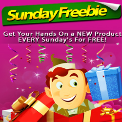 Get Your Hands on a New Product Every Sunday
