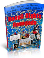 Resell Rights Renegade – PLR
